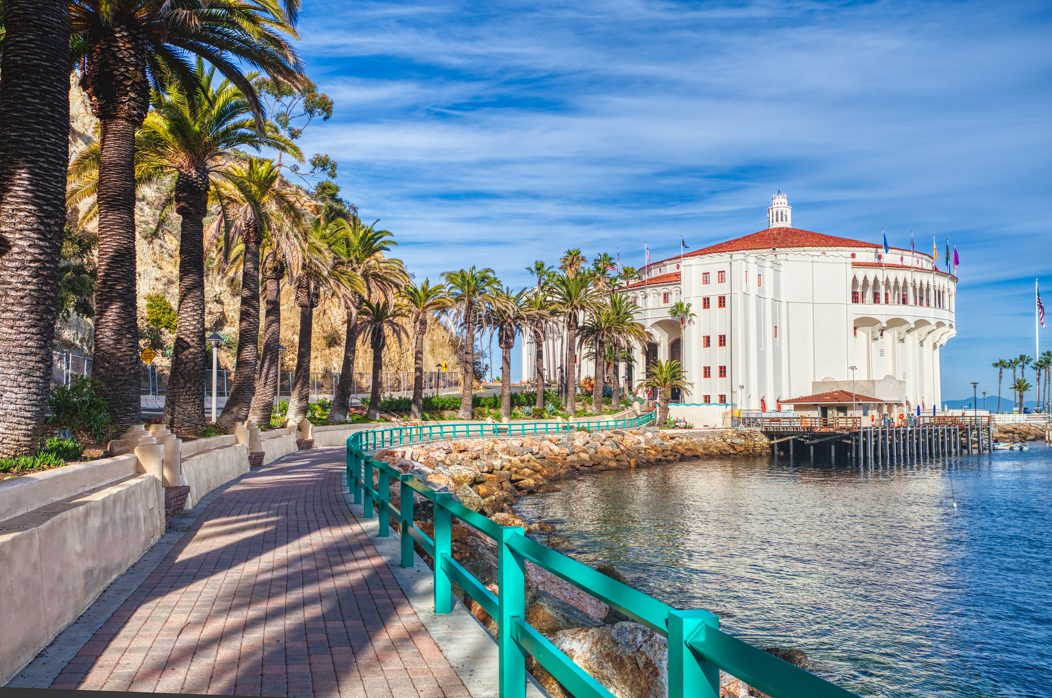 Catalina Island: Best place to take photos in Avalon, CA
