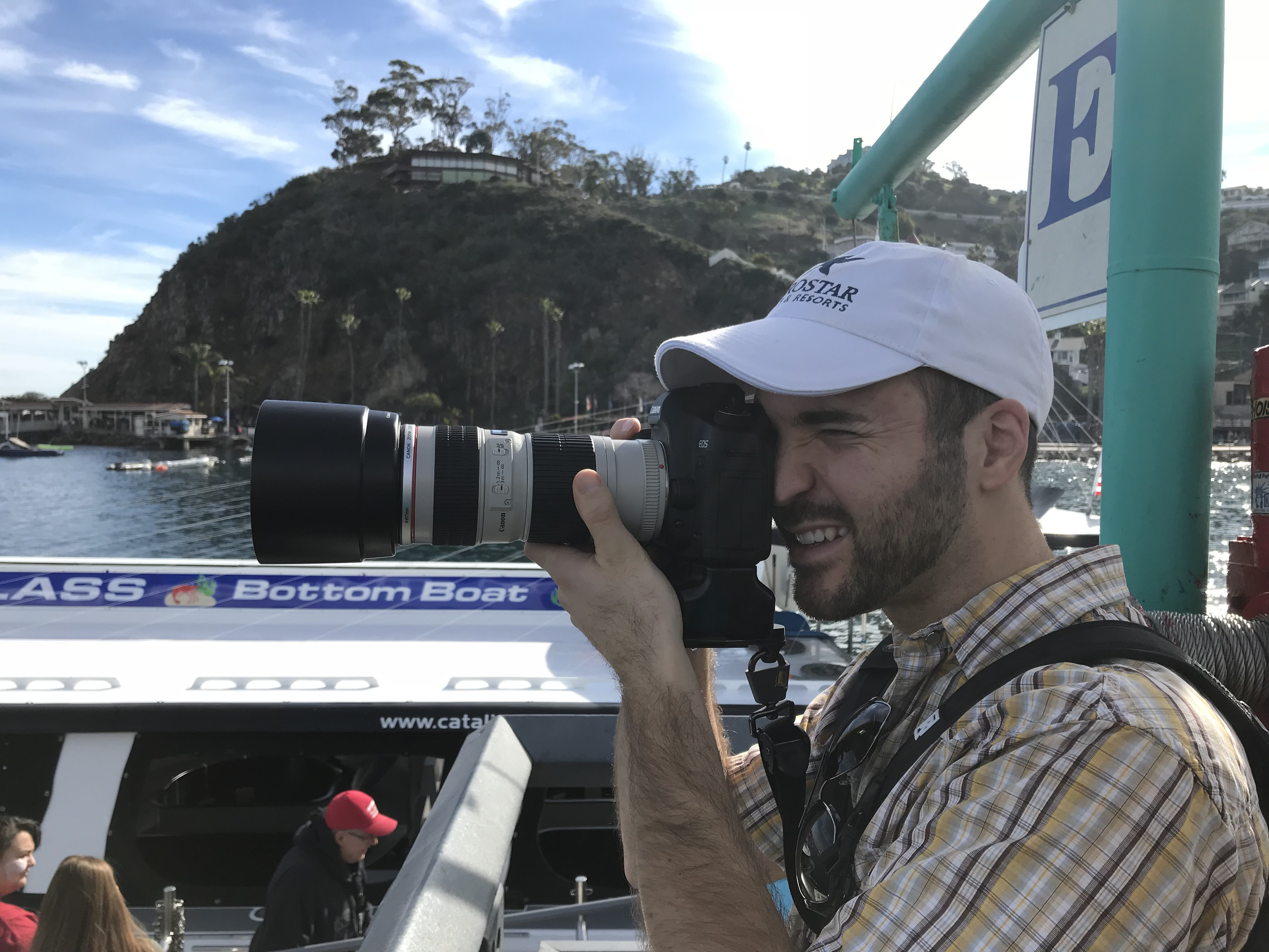 Catalina Island: Best place to take photos of Avalon California, Josh Schaulis, Wildsight Photography