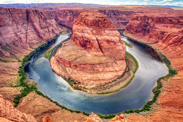 Horseshoe Bend & Beyond: Where to Take Photos in Page, AZ by Wildsight Photography.