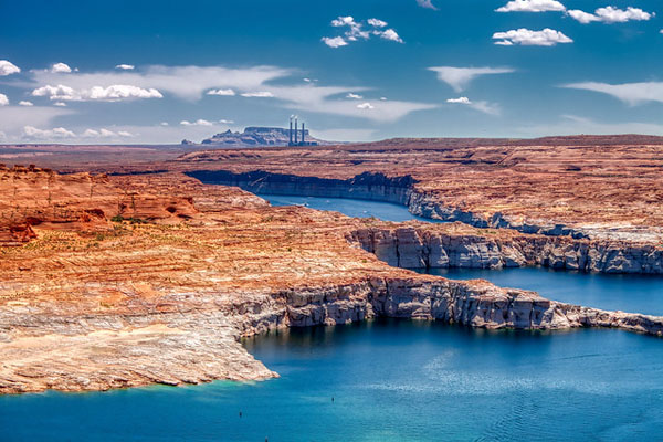 Horseshoe Bend & Beyond: Where to Take Photos in Page, AZ by Wildsight Photography. Lake Powell.