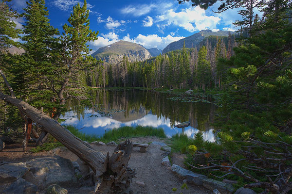 Rocky Mountain National Park: Photos of Colorado's Most Visited Spot by Wildsight Photography. Dream Lake