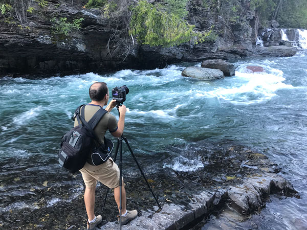 Glacier National Park: Our Favorite Easy to Access Photo Spots by Wildsight Photography. Photographer Josh Schaulis