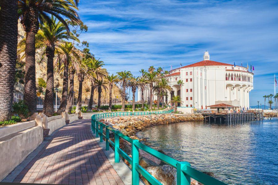 Catalina Island: Best place to take photos of Avalon California, Catalina Casino, Wildsight Photography