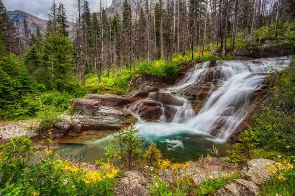 carousel-falls-glacier